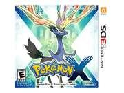 Pokemon X For Nintendo 3ds