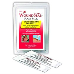 Wound Seal: Formally called QR or Quick Relief Blood Stopper 6ct