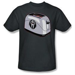 Mens BSG Short Sleeve TOASTER Medium T-Shirt Tee