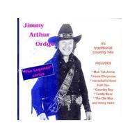 Jimmy Arthur Ordge - The Legend (Music CD)