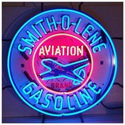 Neonetics Neon Signs - Smith-O-Lene Gasoline