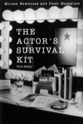 The Actor's Survival Kit has been the backbone of Business of Acting courses and a constant resource for its many readers across Canada