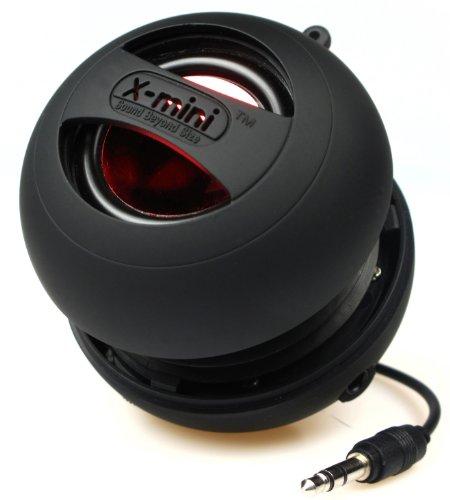 X-Mi X Mini II 2nd Generation Capsule iPhone / iPad / iPod / MP3 / Laptop Speaker - Black