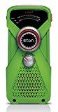 Eton Hand Turbine AM/FM Weather Radio and LED Flashlight - Green (NFRX1WXGR)