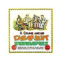Robert Crumb & The Cheap Suit Serenader - Chasin Rainbows (Music CD)