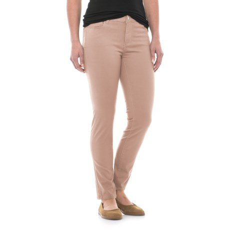 Workshop Republic Clothing Ankle Pants - Cotton Blend (for Women)