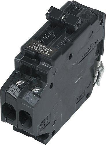 Connecticut Electric UBITBA220 Challenger ?A? Series Circuit Breaker, 2-Pole 20-Amp