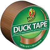 Duck 284571 Color Duct Tape, 1.88 Inches x 10 Yards, 1-Roll, Bronze