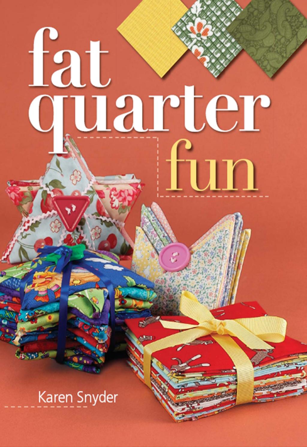 Fat Quarter Fun (ebook)