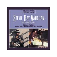 Stevie Ray Vaughan - Texas Flood/Couldn't Stand the Weather (Music CD)