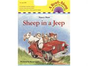 Carry Along Book & Cd Sheep In A