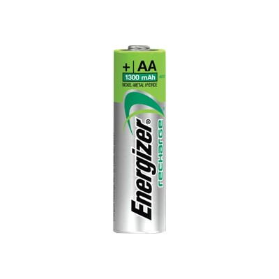 Energizer Unh15bp-8 Recharge - Battery 8 X Aa Type Nimh ( Rechargeable )