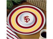 BSI PRODUCTS 38004 Melamine Serving Tray- Florida State Seminoles