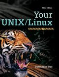 Your UNIX/Linux: The Ultimate Guide, written with both users and programmers in mind, is the ultimate UNIX/Linux text