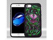 Apple Iphone 8/7 Mybat Medusa/black Freestyle Challenger Hybrid Protector Cover