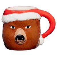 Bear Mug By Indigo