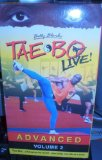 Tae Bo: Advanced Live 2 [VHS]