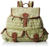 Billabong Juniors Travlin Amigas Backpack, Grass Roots, One Size
