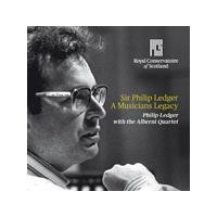 Musician's Legacy: Sir Philip Ledger (Music CD)