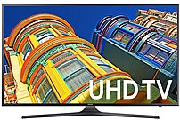 The Samsung 6 Series UN55KU6300 Smart LED TV enjoy 4K Ultra HD resolution and high dynamic range content that delivers greater clarity with micro dimming pro and a fuller spectrum of color with Wide color enhancer