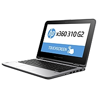 "Hp X360 310 G2 11.6"" Touchscreen 2 In 1 Netbook - Intel Celeron N3060 Dual-core (2 Core) 1.60 Ghz - 4 Gb Ddr3l Sdram - 128 Gb Ssd - Windows 10 Pro 64-bit - 1366 X 768 - In-plane Switching (ips) Technology - Convertible - Intel Hd Graphics 400 Ddr3l Sdram Y9g20ut"