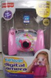 Fisher Price Kid Tough Digital Camera - Pink (New Version) Bonus 128mb Sd Card