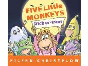 Five Little Monkeys Trick-or-treat Five Little Monkeys Brdbk Rep