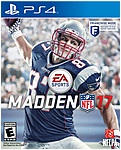 Ea Madden Nfl 17 - Sports Game - Playstation 4 014633368574