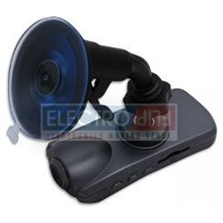 Time Date Dash Cam w/Real Time Playback Mini New in Box