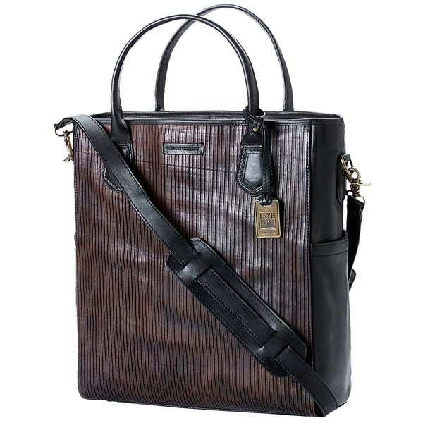 Frye James Tote Bag - Italian Leather (for Men)