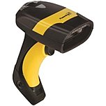 Datalogic Powerscan Pd8340 Handheld Barcode Scanner - Cable Connectivity - 35 Scan/s1d - Laser - Omni-directional - Yellow, Black Pd8340-c028