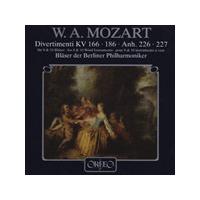 Mozart: Wind Divertimentos
