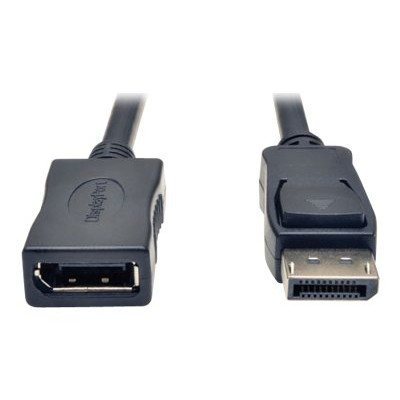 Tripplite P579-006 Displayport Extension Cable With Latches (m/f)  6-ft.