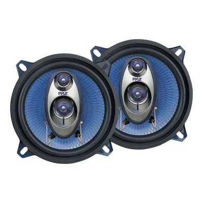 Pyle Pl53bl 5.25'' 200 Watt Three-way Speakers - Pair