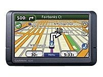 Garmin Nuvi 010-00575-11 265w 4.3-inch Widescreen Display Gps Receiver -  Europe, Ireland, Uk- 480 X 272 - Color