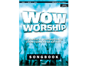 Wow Worship - Aqua Songbook - 30 Powerful Worship Songs From Today's Top Artists