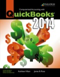 Computerized Accounting with QuickBooks 2014 teaches both the accountant and non-accountant student how to use QuickBooks 2014, one of the most popular general ledger software packages available