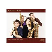 Mobilis Saxophone Quartet plays Ligeti, Desenclos, Bozza & Nagao (Music CD)