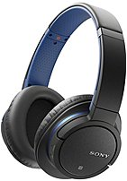 Sony Mdr-zx770bt/l Bluetooth Stereo Headset - Blue