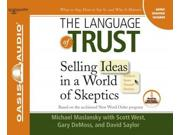 The Language Of Trust Unabridged
