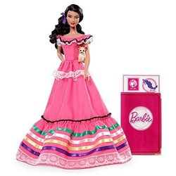 Barbie Dolls of the World Mexico Doll