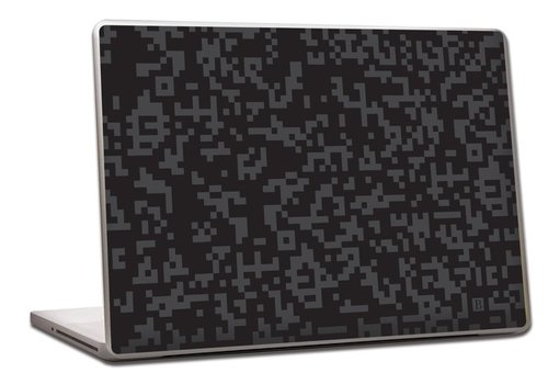 Pierre Belvedere 076670 Removable Skin For 13-inch Laptops - Qr Code