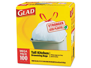 Glad                                     Waste Receptacles & Accessories