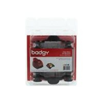Evolis Vbdg204eu Badgy - Color (cyan  Magenta  Yellow  Black  Overlay) - Print Ribbon Cassette - For Badgy 1st Generation