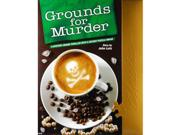 Grounds For Murder Mystery 1000 Piece Puzzle By University Games
