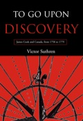 To Go Upon Discovery begins with Cook's arrival in Canada in 1758 and ends with his appointment to take Endeavour to the South Pacific