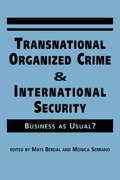 The authors examine the trends underlying the explosion of transnational organized crime, emphasizing the importance of multilateral initiatives in dealing with this security challenge.