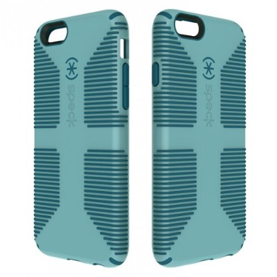 Speck Products Spk-a3052 Candyshell Grip Case For Iphone 6s & 6 - River Blue/tahoe Blue