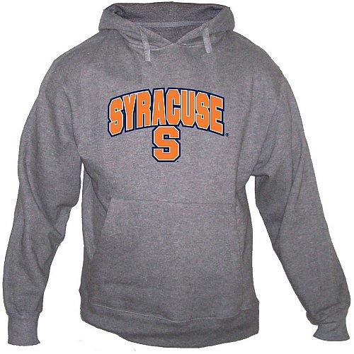 Cadre Syracuse Orangemen Dark Ash Cadre Tackle Twill Hoodie Sweatshirt