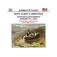 Carpenter: Symphonies Nos. 1 and 2. Adventures in a Perambulator